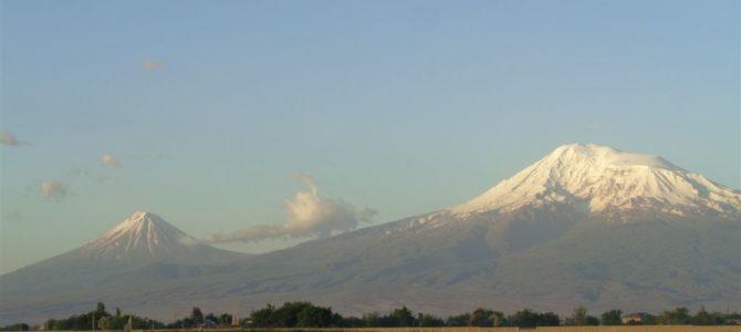 Udział członków PTP w wyprawie do Armenii – wiosna 2016r.